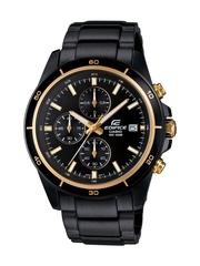 Casio Edifice Men Black Analogue Watches (EX208) EFR-526BK-1A9VUDF