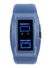 Fastrack Digitals Men Blue LED Digital Watch 38014PP02J