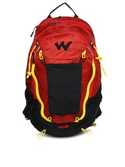 Wildcraft Unisex Red Java 22L Cycling Backpack