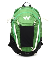 Wildcraft Unisex Green Java 22L Cycling Backpack