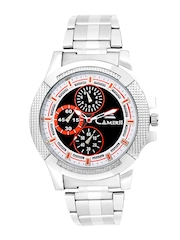 Camerii Men Black Dial Watch WM44RB