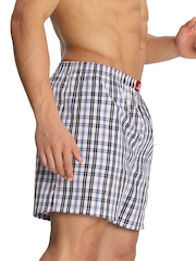 Jockey Relax Men Assorted Checked Boxers 1222