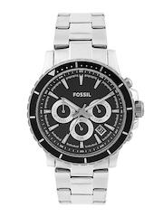 Fossil Men Black Dial Watch CH2926I