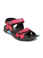 PUMA Women Red Sports Sandals