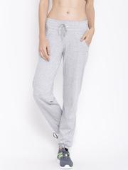 PUMA Women Grey Melange Track Pants
