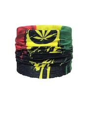 NOISE Unisex Yellow Printed Multipurpose Headwear