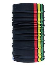 NOISE Unisex Black Printed Multipurpose Headwear