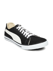 PUMA Men Navy Hip Hop 4 Sneakers