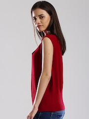 DressBerry Red Shrug