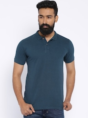 Highlander Blue Polo T-shirt
