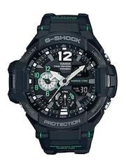 CASIO G-Shock Men Black Analogue & Digital Watch G595