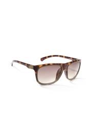 Calvin Klein Jeans Unisex Printed Rectangular Sunglasses CKJ 745 202