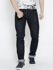 CAT Navy Skinny Fit Jeans