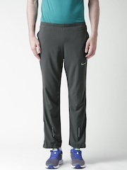 Nike Grey AS DRI-FIT STRETCH PANT Track Pants