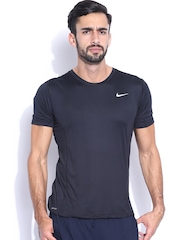 Nike Black Running T-shirt