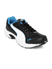 PUMA Men Black Axis IV XT Running Shoes