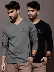 Roadster Pack of 2 T-shirts
