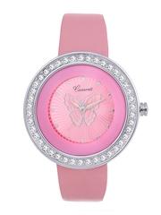 Camerii Women Light Pink Dial Watch CWL566