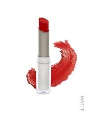 Lakme Absolute Sculpt Studio Hi-Definition Matte Red Navy Lipstick B001