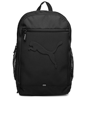 PUMA Unisex Black Buzz Backpack