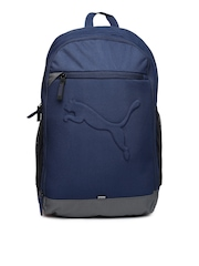 PUMA Unisex Navy Buzz Backpack
