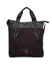 PUMA Black Avenue Shopper Bag