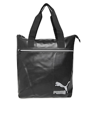 PUMA Black Spirit Shopper Bag