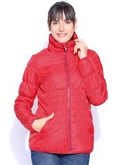 PUMA Red Padded Jacket