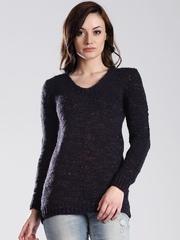 GAS Navy Mirja Sweater