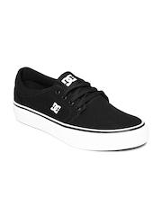 DC Men Black Trase TX Casual Shoes