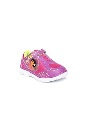 Dora by Kidsville Girls Purple Casual Shoes