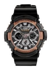 Casio G-Shock Men Grey Dial Analog & Digital Watch G402