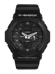 Casio G-Shock Men Black Dial Analog and Digital Watch G367