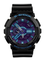 Casio G-Shock Men Black Analog & Digital Watch G332