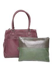 Baggit Burgundy Shoulder Bag
