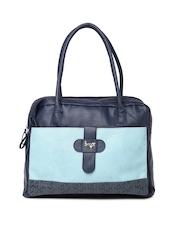 Baggit Blue Shoulder Bag with Laptop Sleeve