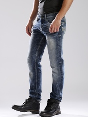 GUESS-Blue-Slim-Straight-Fit-Jeans