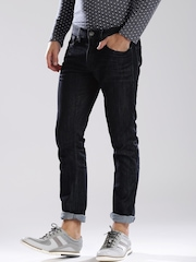 GUESS-Navy-Slim-Tapered-Fit-Jeans