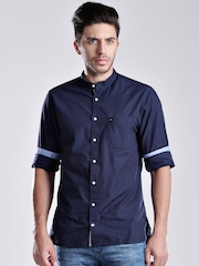 Tommy Hilfiger Navy Casual Shirt