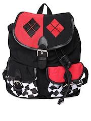 DC Comics Originals Women Black Backpack