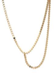 Parfois Gold-Toned Chain Headband