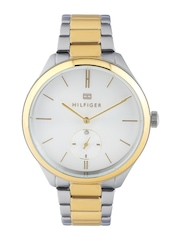 Tommy Hilfiger Women Silver-Toned Dial Watch TH1781577J