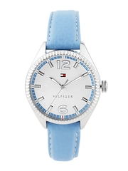 Tommy Hilfiger Women Silver-Toned Dial Watch TH1781518J