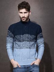 RDSTR Blue Sweater