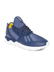 Adidas Originals Men Navy Tubular Runner Sports Shoes