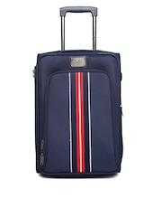 Tommy Hilfiger Unisex Navy Panama Small Trolley Bag