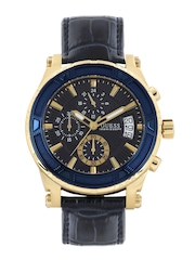 GUESS Men Navy Dial Chronograph Watch W0673G2