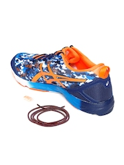 ASICS Men Blue Gel-Hyper Tri Printed Sports Shoes