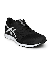 ASICS Men Black Gel-Zaraca 4 Running Shoes