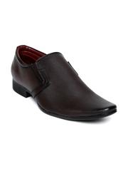 Bata Men Coffee Brown Formal Shoes